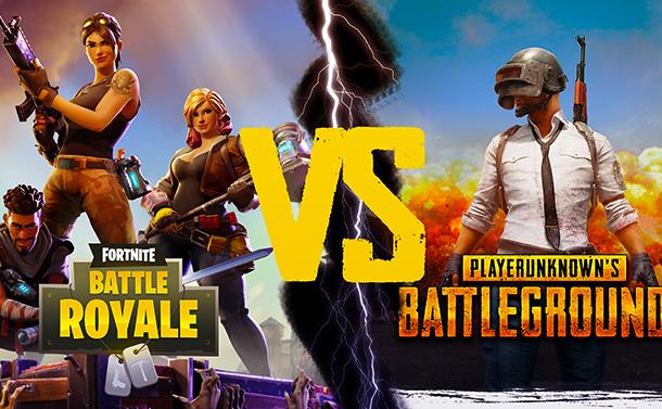 PUBG VS Fortnite: What's Your Pick?