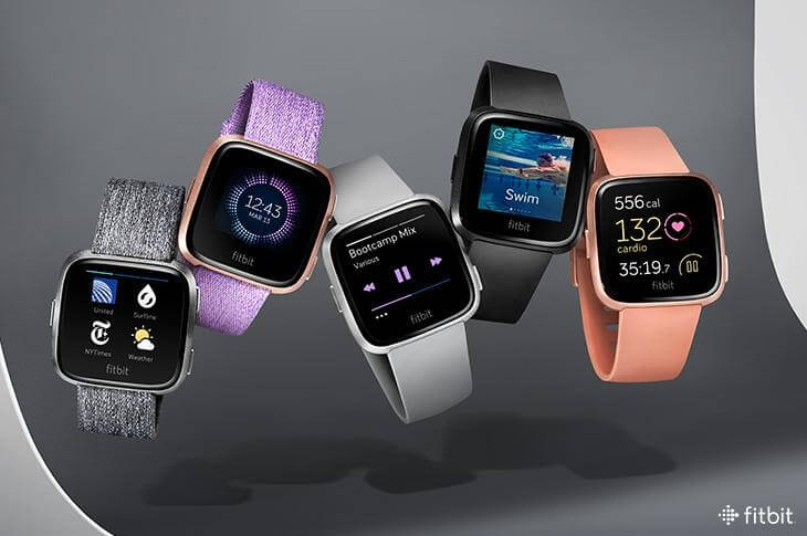 Basic Features and Functionalities apple watch vs fitbit