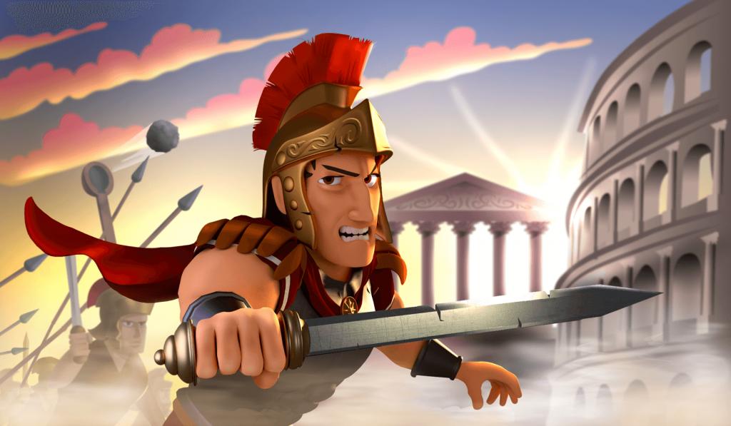 Battle Empire Rome War Game