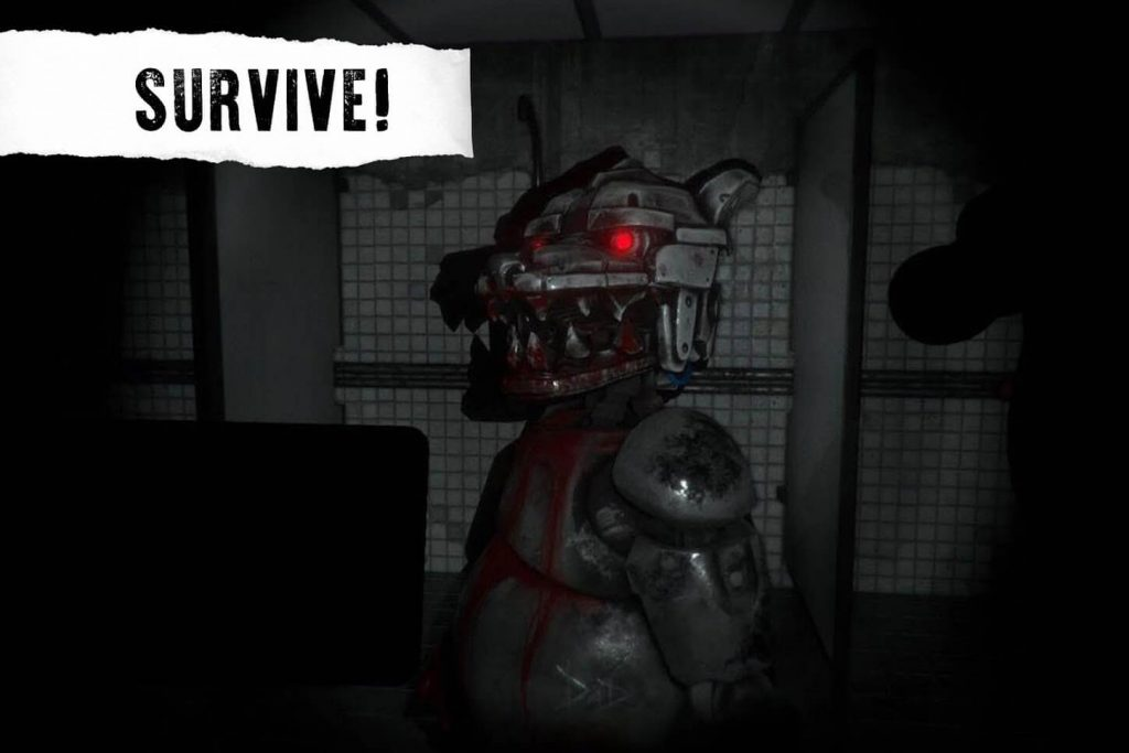 CASE- Animatronics - Horror game- adventure games for android