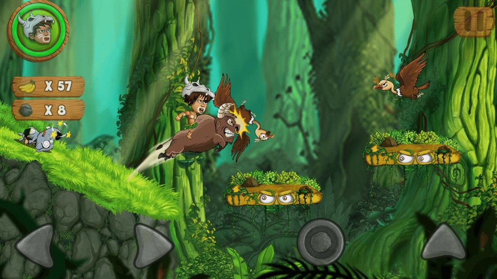 Jungle Adventures 2- best offline adventure games for android