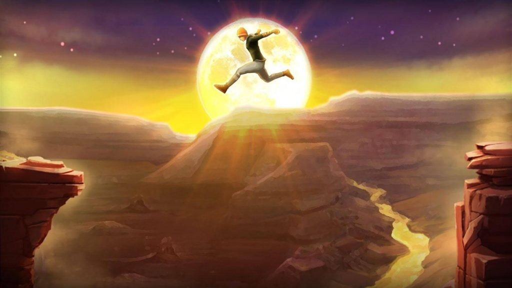Sky Dancer Run - Running Game- adventure games to play offline on adnroid