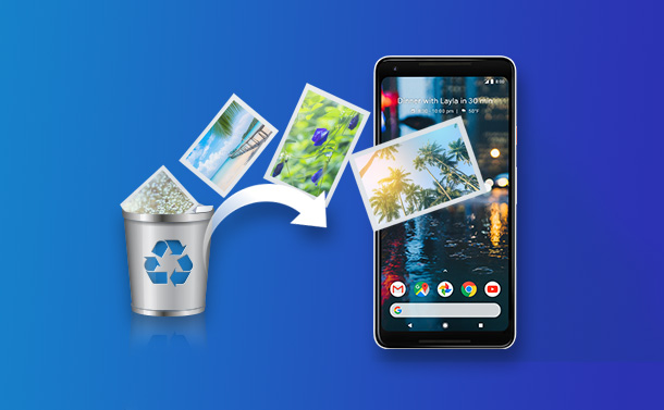 How To Recover Deleted Pictures & Videos In Android Without Using Third-Party Apps