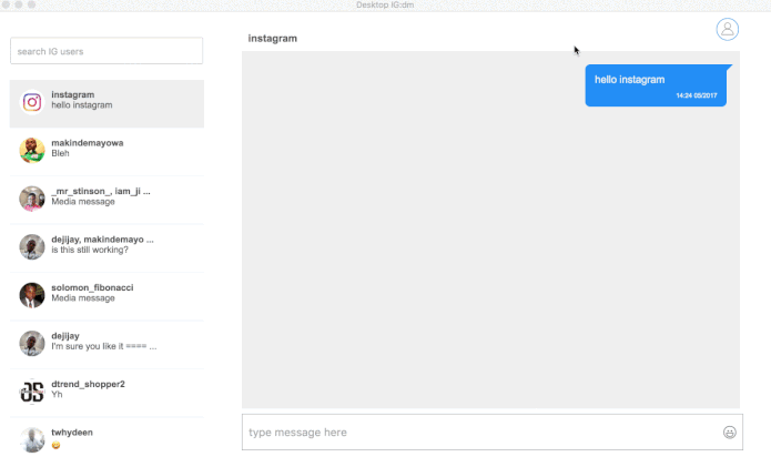 How To Instagram DM On PC/Mac