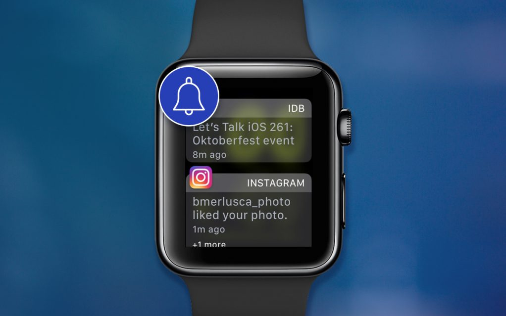 How To Manage Notifications On Apple Watch