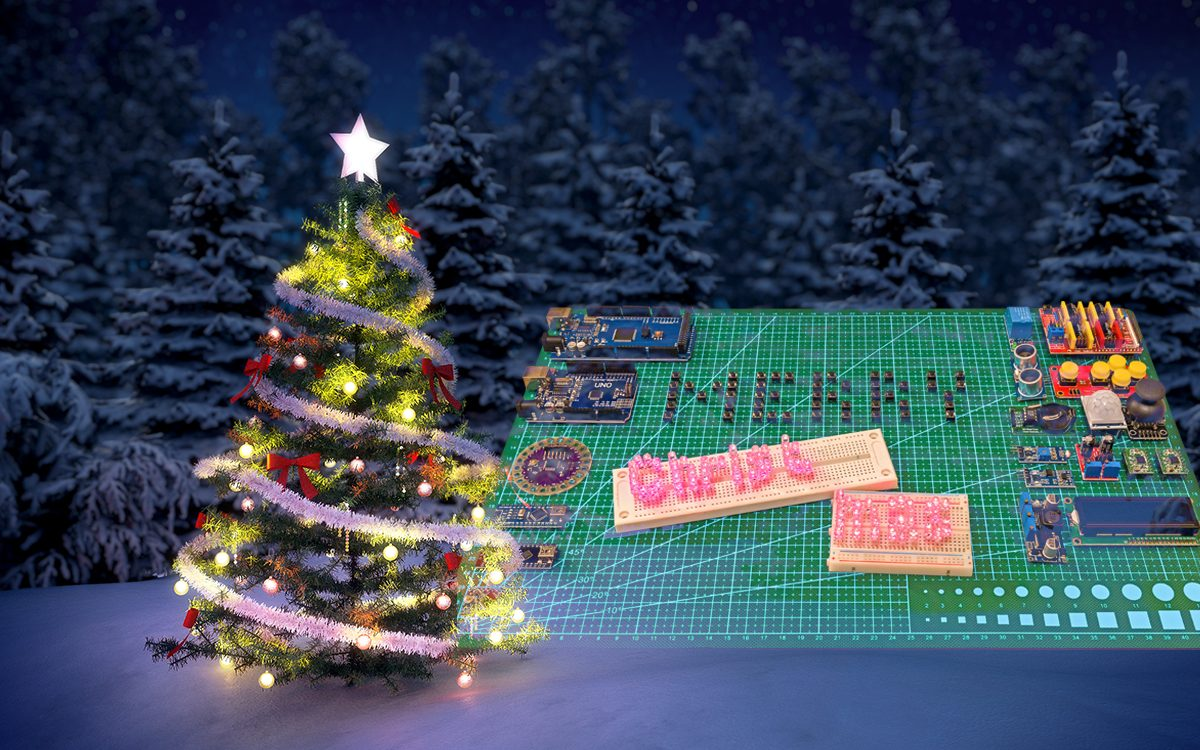 Arduino Christmas Projects