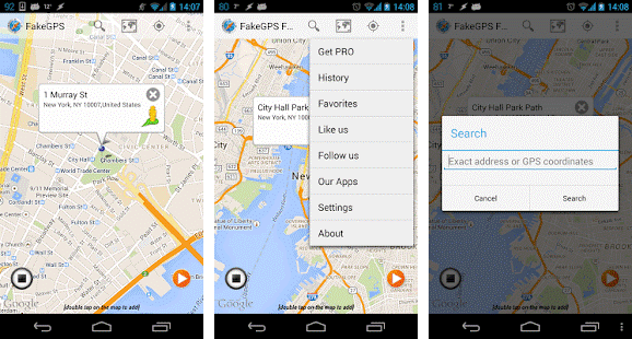 6 Best Fake GPS Location Apps On Android Devices