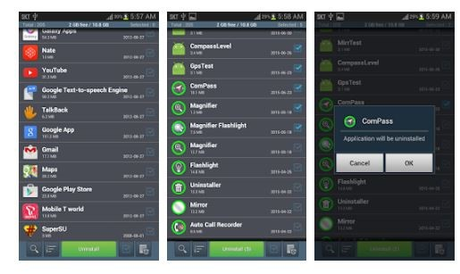 7 Best App Uninstallers for Android