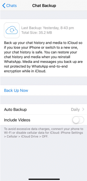 Easiest Way To Retrieve Accidentally Deleted Messages On