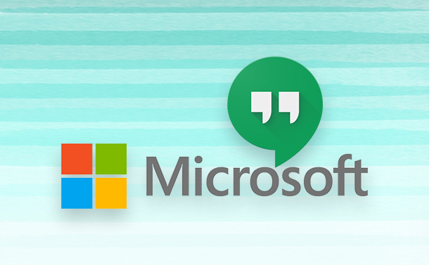 Newsletter: Google Hangout Becomes Chat And Meet & Microsoft Foldable Smartphone