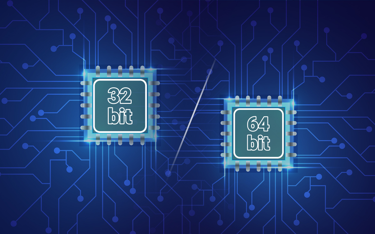 What's the Difference Between 32-Bit and 64-Bit Windows