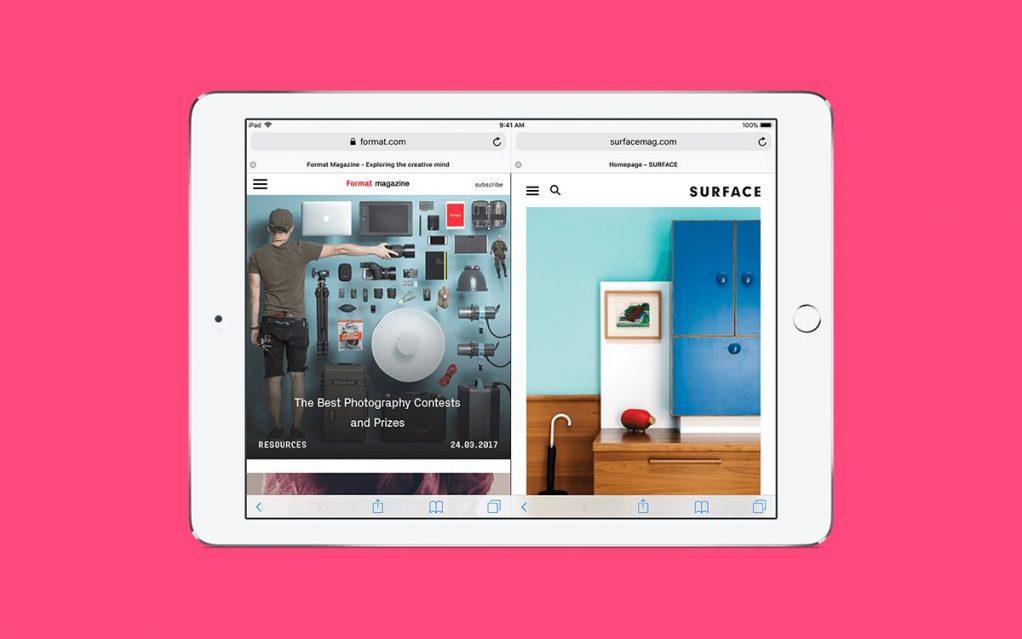 How To Use Split View On Safari Using iPad