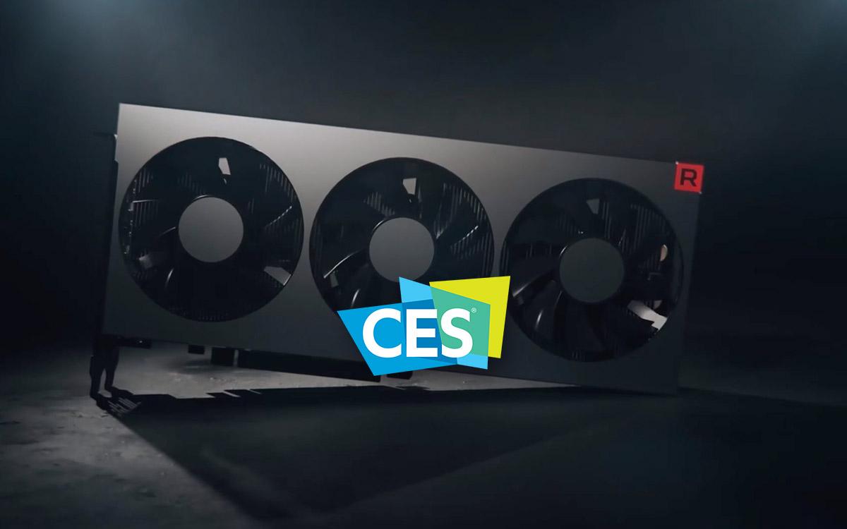 AMD At CES 2019 With Radeon VII 7th Gen GPU