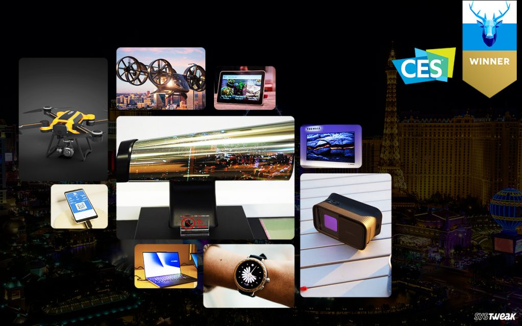 CES 2019 Roundup: Best Of The Best Things Seen At CES 2019