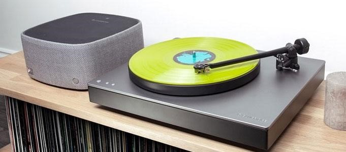 Cambridge Audio Alva TT with aptX HD Bluetooth