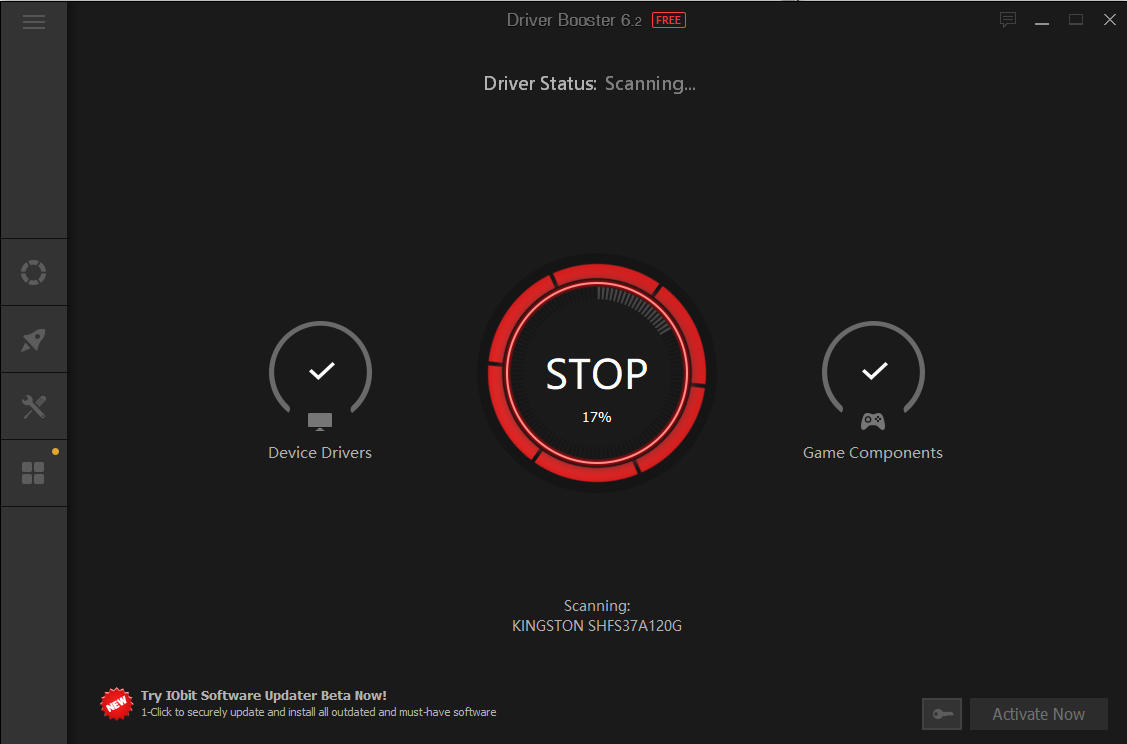 automatically detect and install your driver