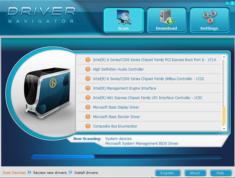 descargar driver navigator full crack
