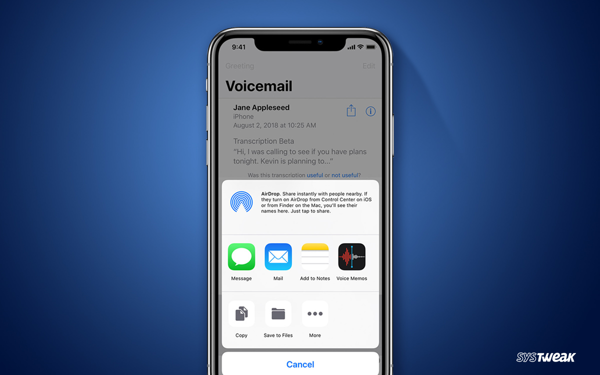 Steps To Extract Voicemails & Messages From iPhone Using PhoneView