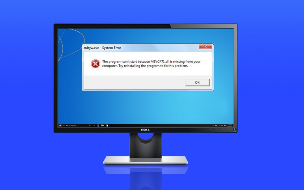 How To Fix Msvcp71 DLL Errors On Your PC