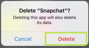 Get The Old Snapchat Back step-2