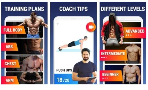 Best Body Weight Exercise Apps for Fitness