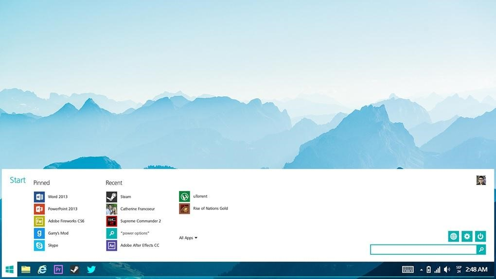 How Windows Lite will look