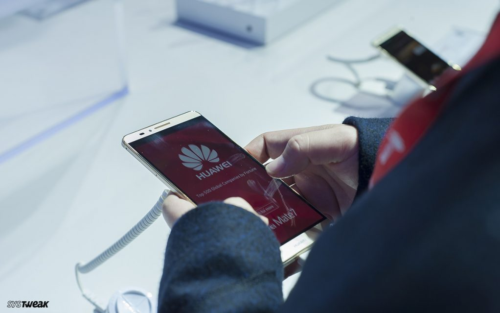 Huawei Deleting Images Downloaded From Twitter