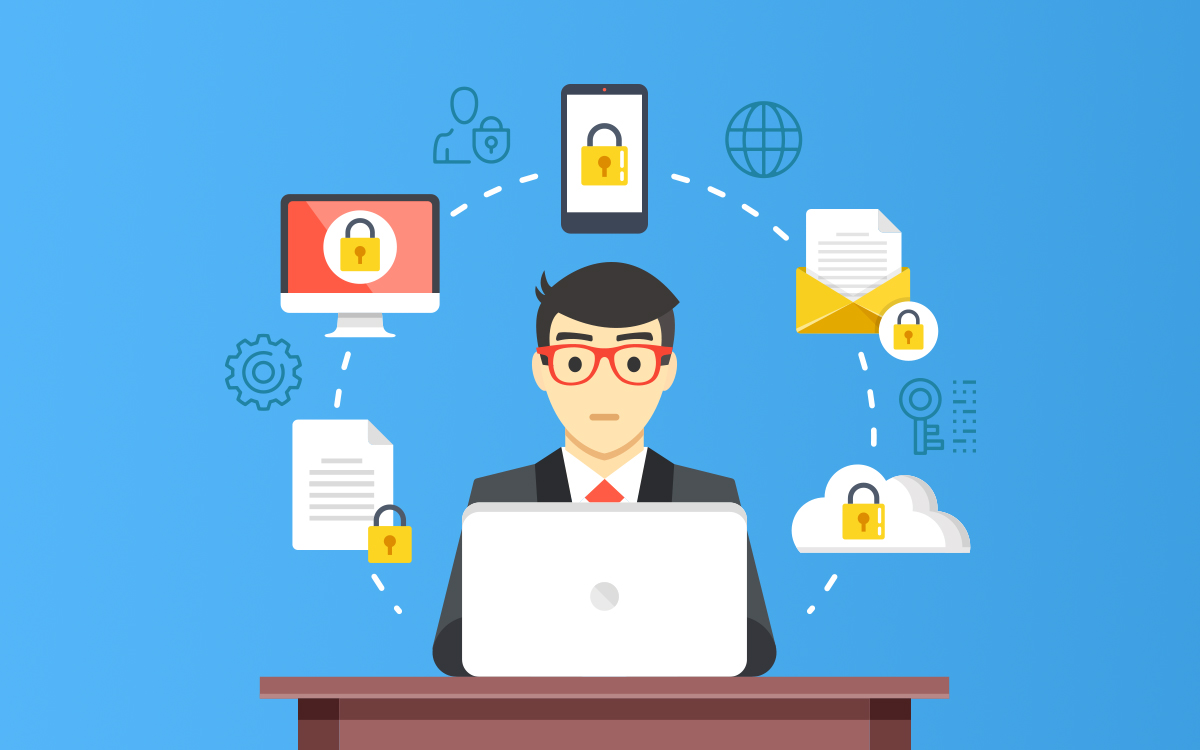 How To Improve Data Security At Workplace?