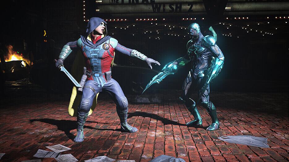 Injustice 2 best fighting game