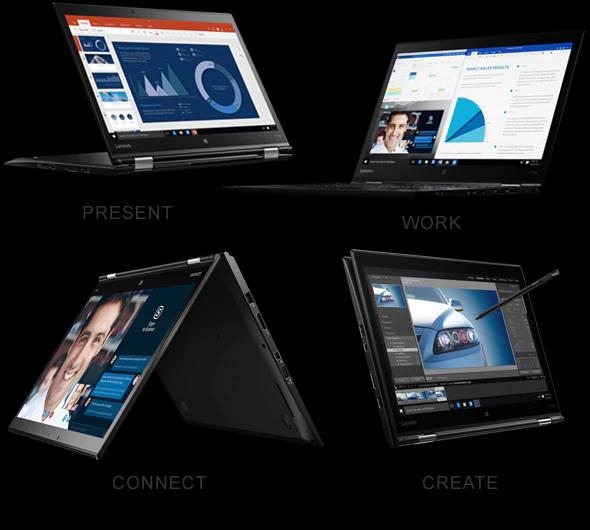 Lenovo ThinkPad X1 Yoga Laptop