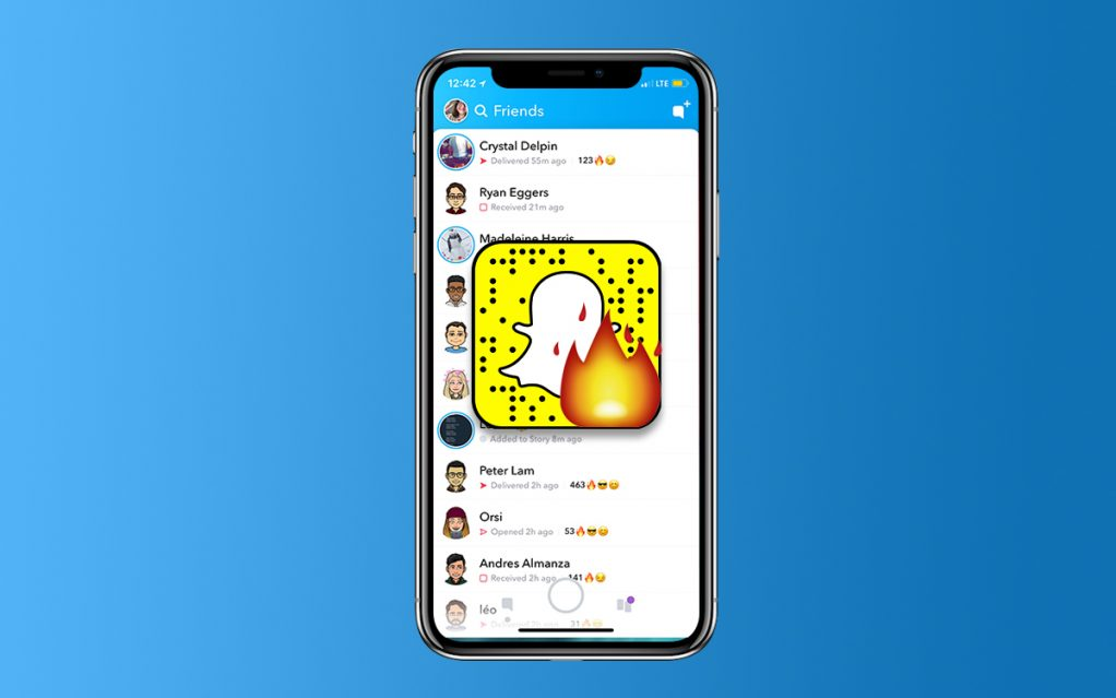 Lost A Snapchat Streak? Here's How to Get It Back