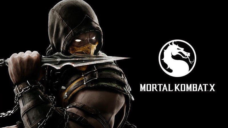 Mortal Kombat X - fighting game
