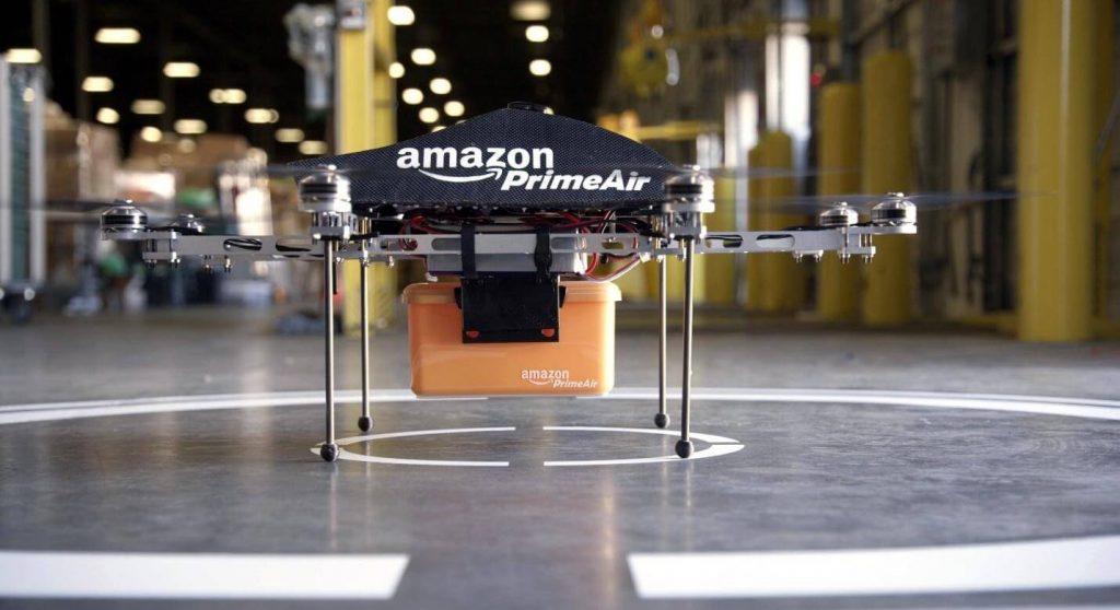 Prime Air—Amazon Delivery Drones