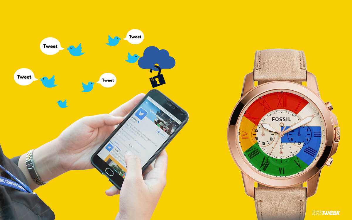 Newsletter: Private Tweets Exposed & Fossil's Next Smartwatch Will Be Expensive