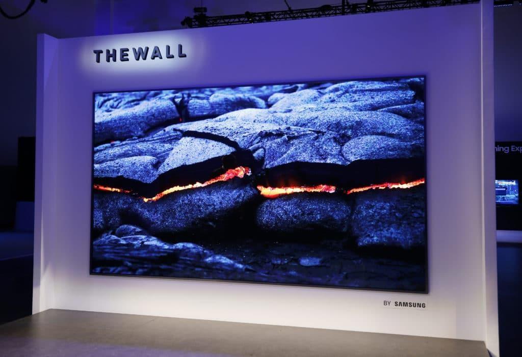 Samsungs 75-Inch MicroLED 4K TV