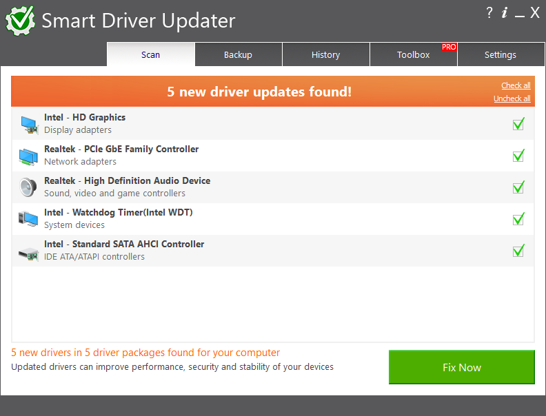 best program to update pc drivers