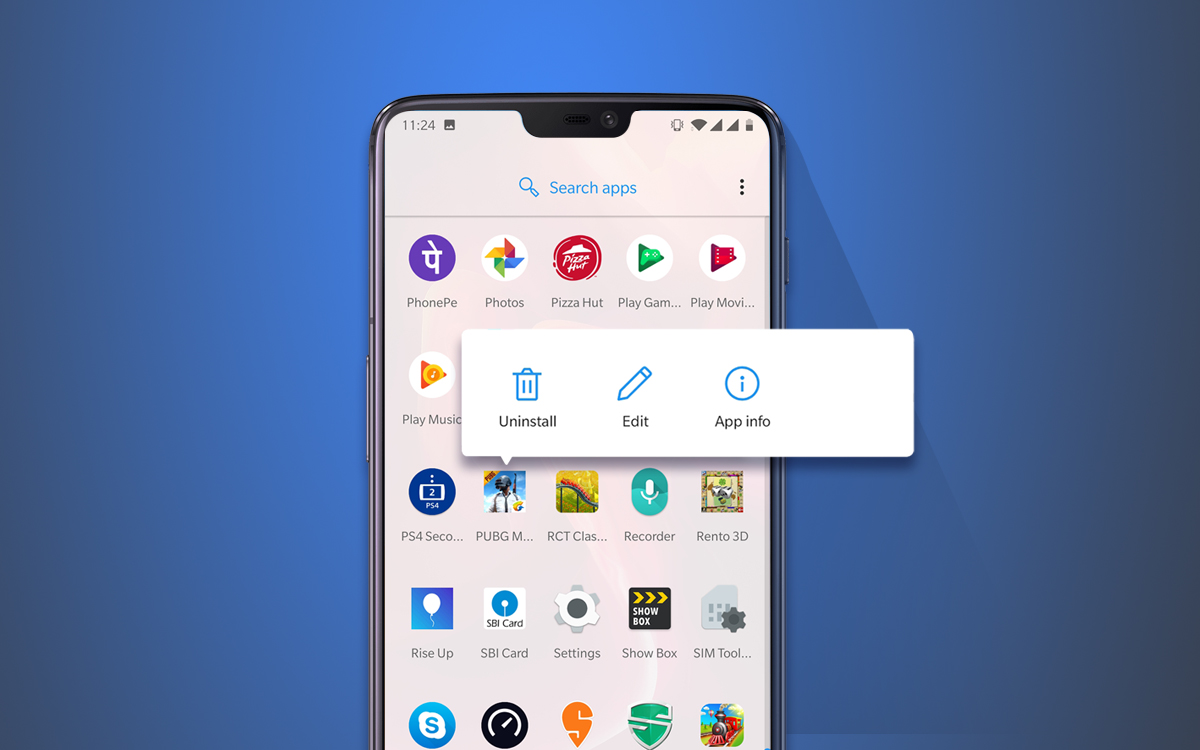 Different Ways To Uninstall Android Apps