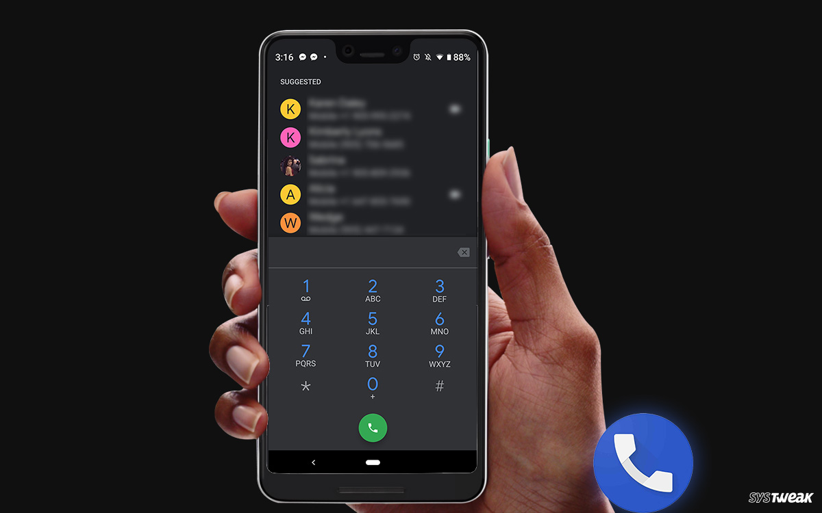 Ways To Enable Dark Mode in the Google Phone App
