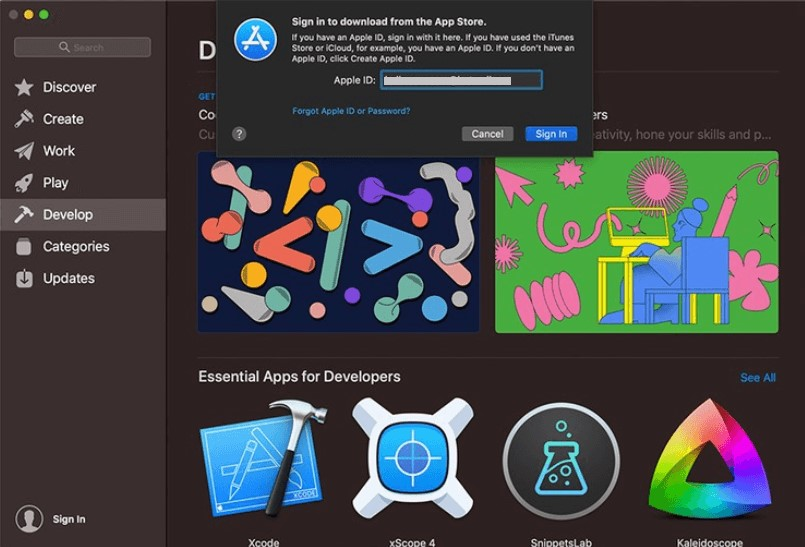 How To Work With Mac App Store