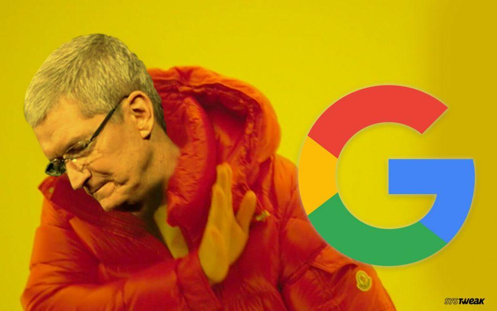 Apple Blocks Google & Facebook Returns To Its Glory