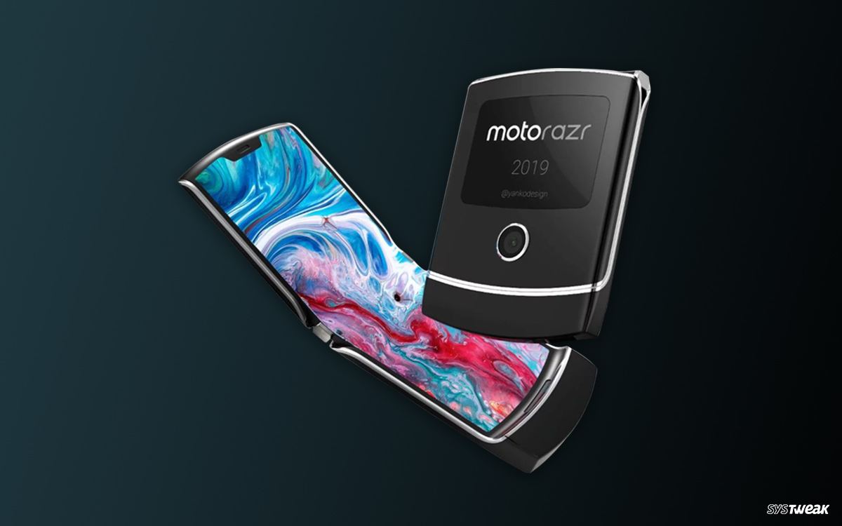 The Future Of Smartphone Unfolds, A Breakthrough By Motorola