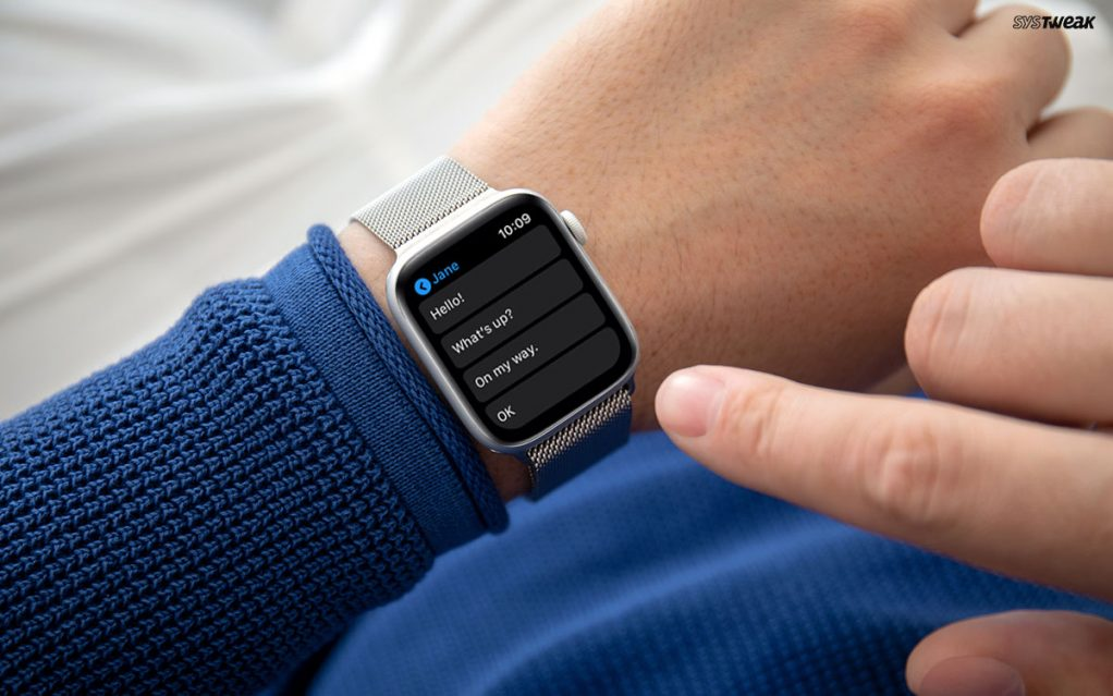 How To Create Your Own Message Reponses For Apple Watch