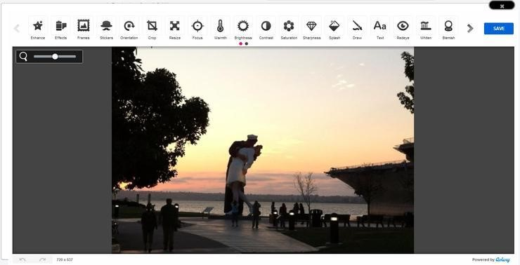 Flickr - edit your images