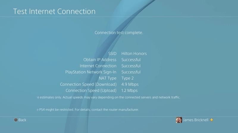 How To Connect Your PS4 To Hotel Wi-Fi step-11