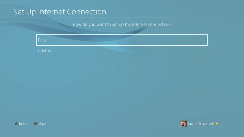 How To Connect Your PS4 To Hotel Wi-Fi step-3