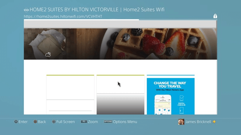 How To Connect Your PS4 To Hotel Wi-Fi step-9