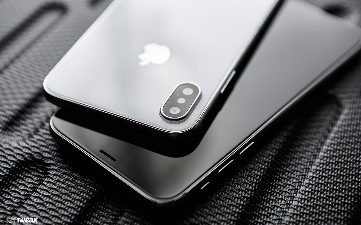 apple hints new iphone for 2019 with 3 cameras. Black Bedroom Furniture Sets. Home Design Ideas