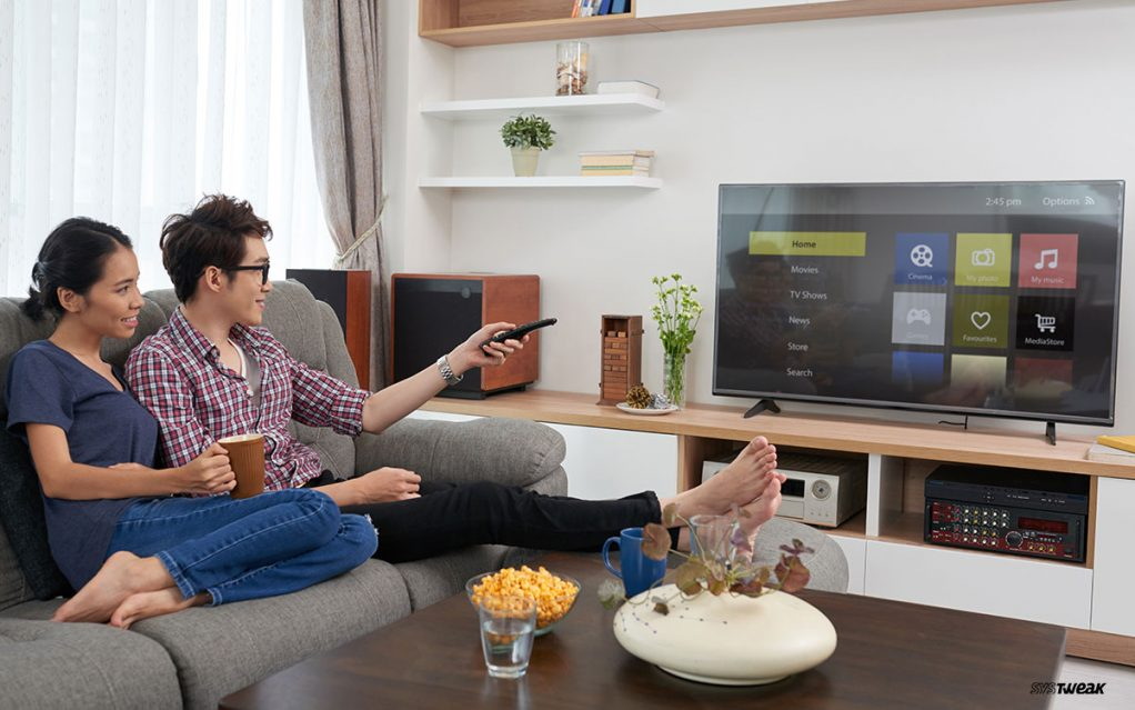 7 Reasons Why Owning A Smart TV Is The Best Thing To Do