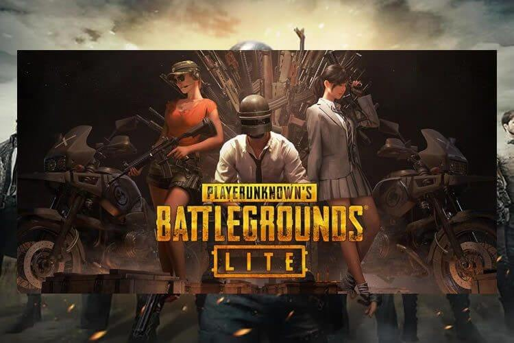 A Low Spec Version Of Pc S Pubg To Start