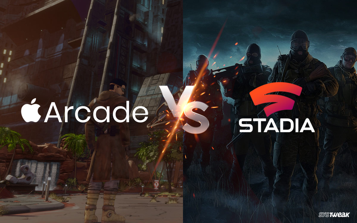 Arcade vs Stadia: Which One Have Better Stakes at Winning